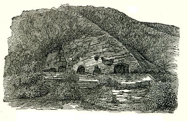 Földház-barlanglakás