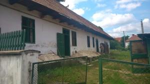 Parasztház felújítás - még tetőjavítás előtt